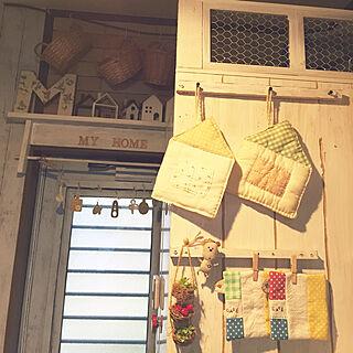 女性家族暮らし、kurumichocoちゃんから♡に関するhiderinさんの実例写真