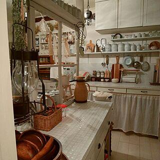 キッチンカウンターの人気の写真(RoomNo.2534819)