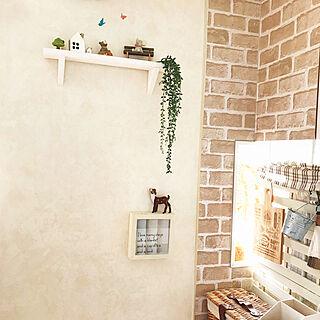 家族暮らし、給湯器スイッチカバーに関するmoca.rさんの実例写真
