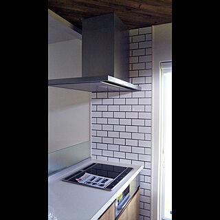 キッチン/レンジフード/IHヒーターのインテリア実例 - 2018-08-18 14:22:20