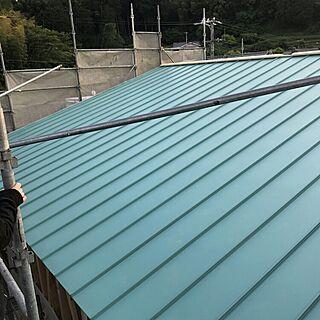 女性38歳の家族暮らし、板金屋根に関するki-ta.sさんの実例写真
