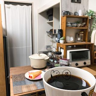 お茶タイム/カフェベロナ/コーヒーのある暮らし/コーヒータイム/スターバックス...などのインテリア実例 - 2021-01-30 22:36:41