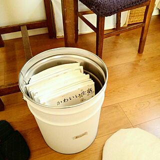 女性家族暮らし、雑誌収納に関するmayutan.さんの実例写真