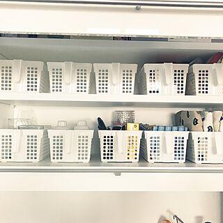 キッチン/#一条工務店/ホワイトインテリア/セリア/#Seria...などのインテリア実例 - 2017-05-06 18:34:19