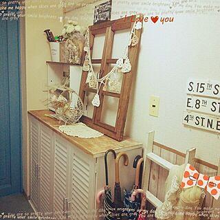 女性家族暮らし3DK、hototogisuさん✨に関するyu-ya1124さんの実例写真