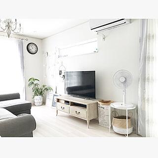 IKEA/扇風機/海外インテリアに憧れる/建売住宅/山善...などのインテリア実例 - 2018-07-14 19:24:08