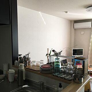 キッチン/食器/キッチンツール/無印良品/IKEA...などのインテリア実例 - 2016-11-17 20:50:08