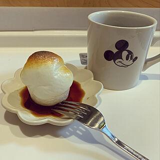 おもち/おやつ時間/キッチン/15年マグカップ/ミッキーマウス...などのインテリア実例 - 2020-12-30 17:04:47