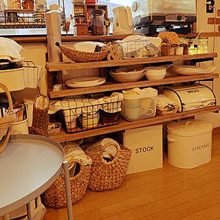家族暮らし、My Shelf DIYに関するtami88さんの実例写真