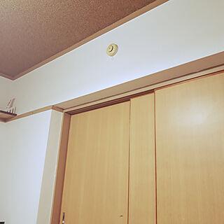 部屋全体/記録写真/白で揃えたい!/断捨離と整頓/できるだけシンプルに...などのインテリア実例 - 2018-07-02 19:19:38