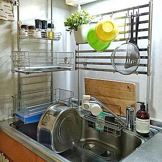 、の「キッチン」についてのインテリア実例