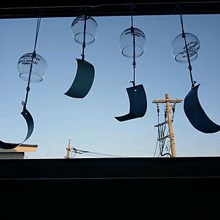 女性家族暮らし、風鈴に関するchocoさんの実例写真