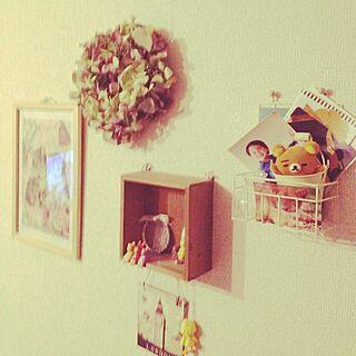 女性54歳の家族暮らし3LDK、くるみさんレッスンに関するKyokoさんの実例写真