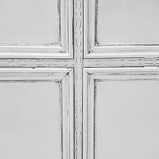 棚/DIY/PAINT/White/Annie Sloan...などのインテリア実例 - 2020-05-05 17:19:55