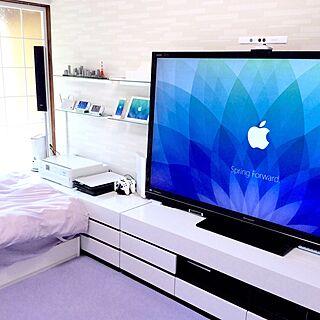 SONY (ソニー) home-theater 100インチスクリーン のインテリア実例
