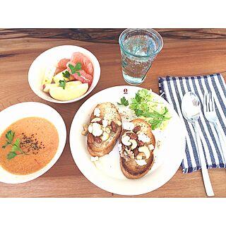 机/breakfast/morning/朝食/キッチン...などのインテリア実例 - 2015-04-25 00:08:36