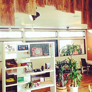 リビング/QueenCookCafe/手作り/八木山展望台カフェ/cafe...などのインテリア実例 - 2014-10-16 23:16:30
