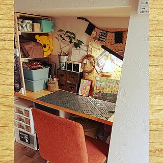 女性家族暮らし、作業場に関するbousuke.215112さんの実例写真