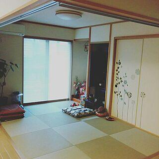 部屋全体/仏間/植物のある暮らし/観葉植物のインテリア実例 - 2016-02-20 17:26:05