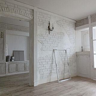 2LDK、の「壁/天井」についてのインテリア実例