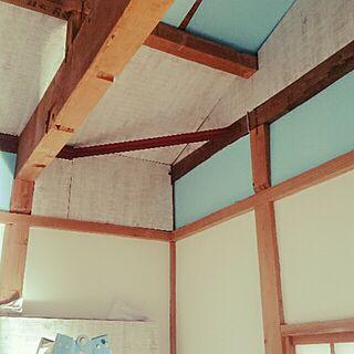 女性54歳のその他3DK、天井ぶち抜きに関するbikoboさんの実例写真