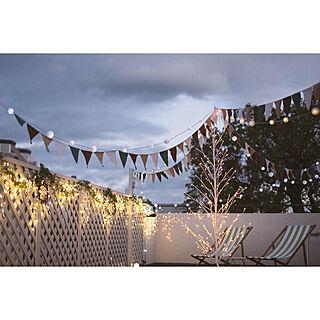 家族暮らし、クリスマス飾りに関するhinatabirdさんの実例写真