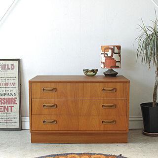 、木製チェストに関するbritishvintage_plusさんの実例写真