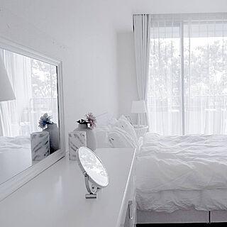 3LDK、ベッドベッドに関するmayさんの実例写真