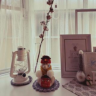 節分/お気に入りの雑貨/minne/一人暮らし 賃貸/北欧...などのインテリア実例 - 2019-01-20 13:50:55