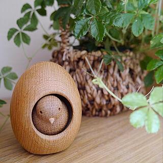 女性家族暮らし4LDK、木製に関するmimiさんの実例写真