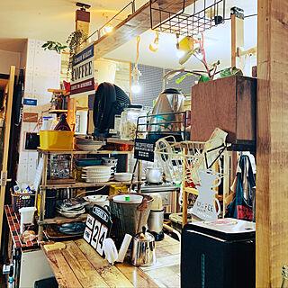 DIY/カフェ風/男前/いいね!ありがとうございます◡̈♥︎/フォローありがとうございます♪...などのインテリア実例 - 2020-07-24 09:04:41