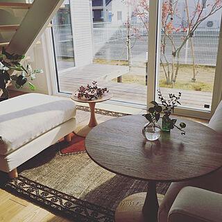 丸テーブルの人気の写真(RoomNo.3209591)