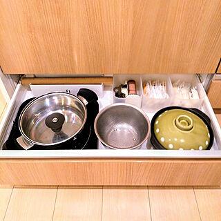 女性家族暮らし2LDK、ご飯〜に関するmippiさんの実例写真