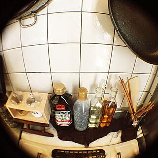 キッチン/コンロ周り/賃貸/DIY/大東建託 賃貸...などのインテリア実例 - 2017-12-16 11:04:31