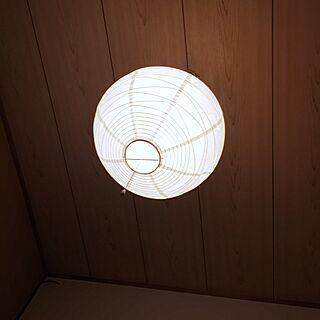 リビング/和室 照明のインテリア実例 - 2015-08-10 14:54:29