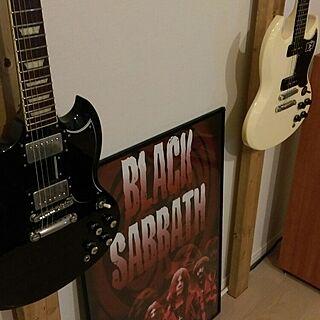 、エレキギターに関するdopesmokerさんの実例写真
