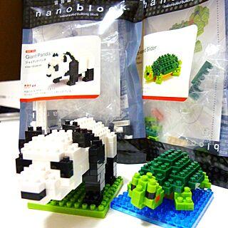 、パンダに関するさんの実例写真