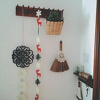 女性家族暮らし2LDK、柳美菜子さんのまねっこに関するyoshibo2002さんの実例写真