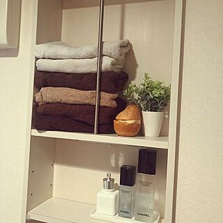 女性24歳の一人暮らし1LDK、LUSHの石鹸に関するsumichuさんの実例写真