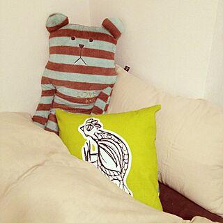 、抱き枕に関するさんの実例写真