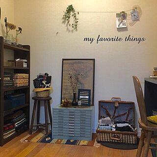 女性家族暮らし、洋裁箱に関するriricoさんの実例写真