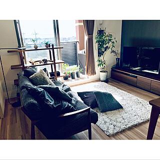 女性30歳の家族暮らし3LDK、グレー好き♡に関するmurakamihirokoさんの実例写真