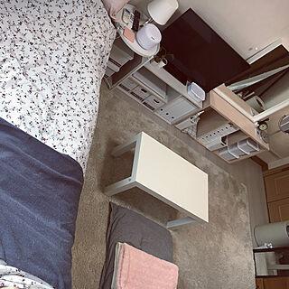 女性家族暮らし、IKEA BOXに関するshikiさんの実例写真