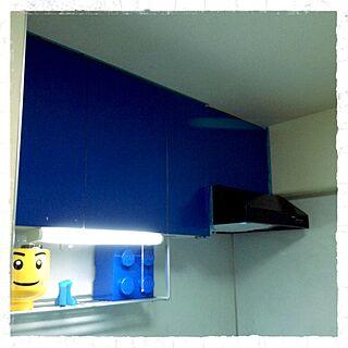 キッチン/キッチン青化計画/LEGO/DIY/ペンキ...などのインテリア実例 - 2013-09-25 15:29:56