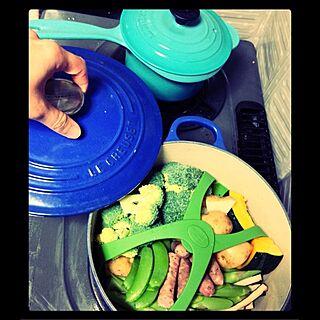 一人暮らし1DK、料理道具に関するnaokirisimaさんの実例写真