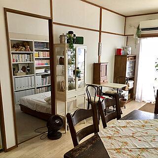 女性52歳の家族暮らし4LDK、棚DIYに関するleonaさんの実例写真