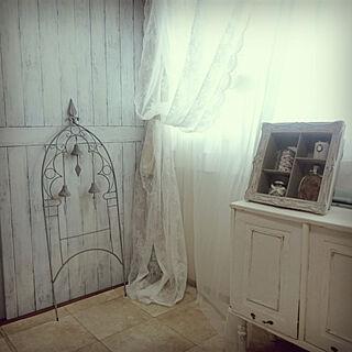 女性39歳の家族暮らし、DIY扉に関するmiho.okuさんの実例写真