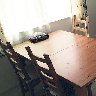 女性の、3LDK、家族住まいの「キッチン」についてのインテリア実例