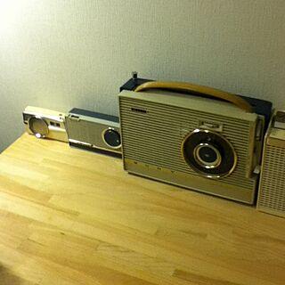 、ラジオに関するさんの実例写真