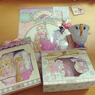 女性家族暮らし、ディズニーシー土産に関するAikaさんの実例写真